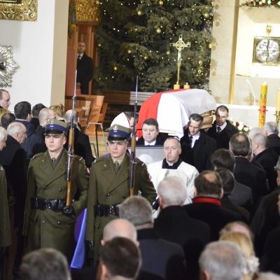 Pogrzeb Józefa Oleksego - 16.01.2015 - Warszawa